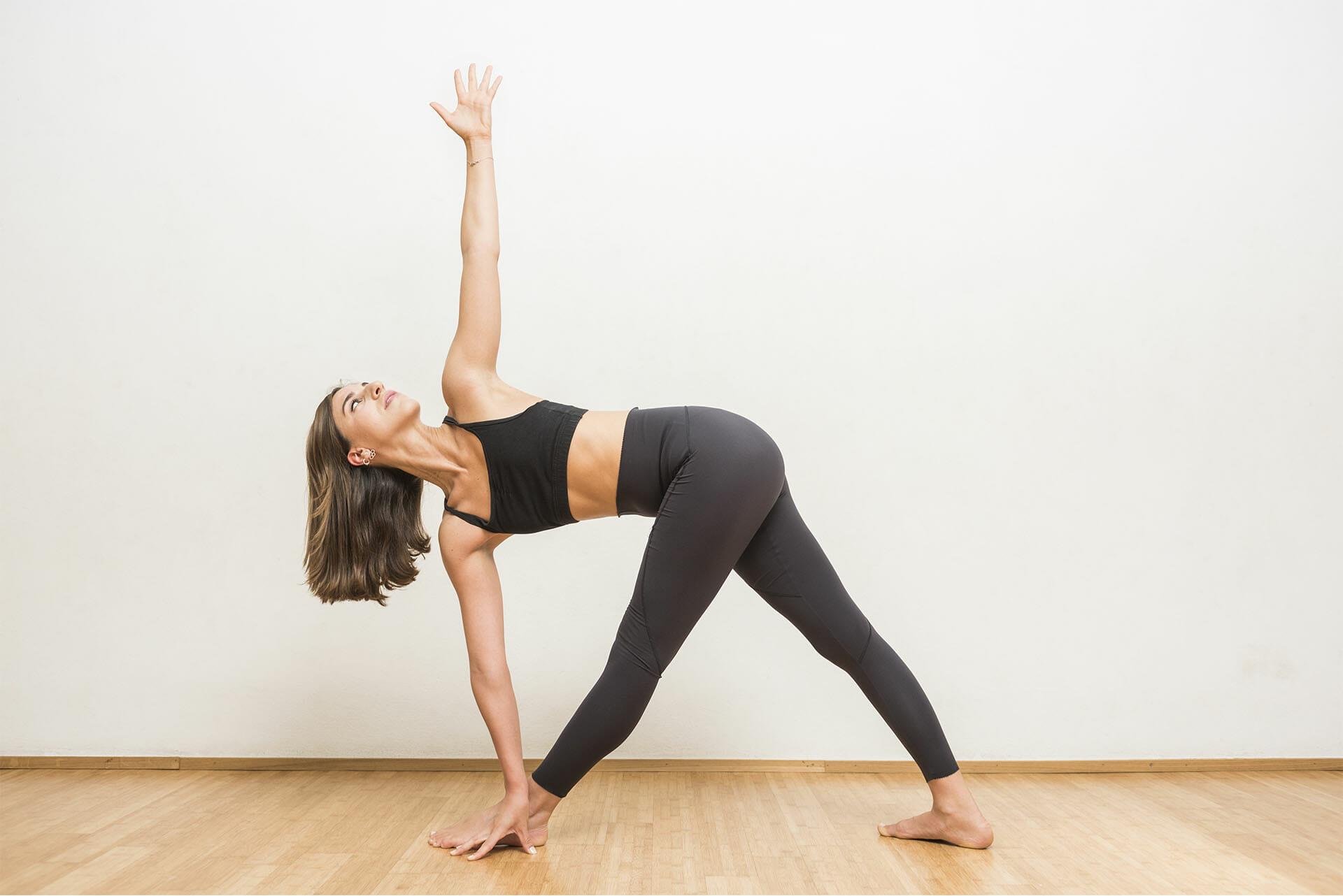 Iyengar. L aspetto più rilevante dell Iyengar è l allineamento del corpo. 542aac0b8769